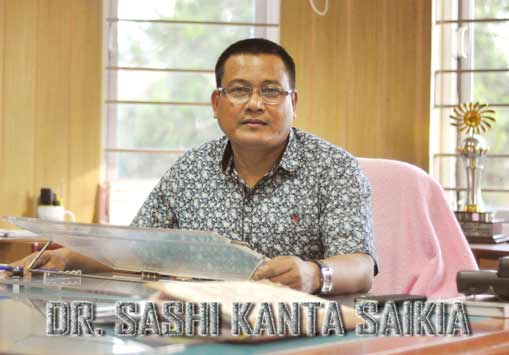 Sashi Kanta Saikia